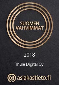Suomen vahvimmat - Thule Digital Oy