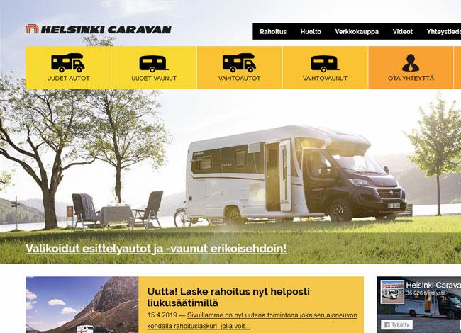 Helsinki Caravan